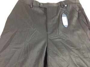 Barry-Bricken-Wool-Dress-Pants-Macy-Womens-SZ-4-10-RUNS-SMALL-31-034-Actual-Waist