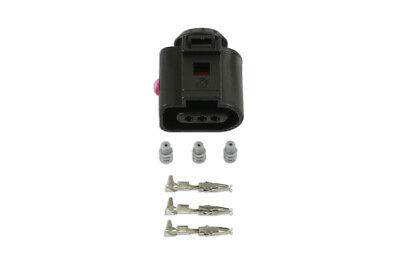 Vw Electrical Female Connector 1.5Mm 2 Pin Kit 25 Pieces 37365