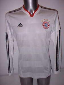 Details about Bayern Munich M Formotion Adidas Shirt Jersey Trikot Football Soccer Munchen