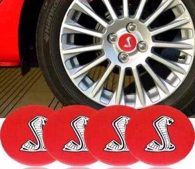 Ford Alloy Wheel Emblem 56mm