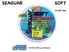 SEAGUAR SOFT FILO FLUOROCARBON 0,435 mm - 50 mt - PER TERMINALI