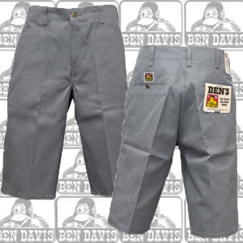 Ben Davis Work Shorts Men/'s Original Ben/'s Cotton Blend Heavy Weight Twill Short