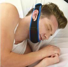 Snore Stop Adjustable Belt Anti Snoring CPAP Chin Strap Sleep Apnea-jaw Solution