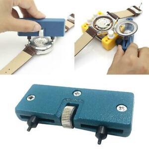 Uhr-Reparatur-Werkzeug-Kit-Zurueck-Offner-Abdeckung-Remover-Schraubenschluess-T1F5