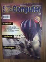 Atari ST Computer Oktober 1998 Zeitschrift, Messe, Jaguar, Falcon, TT, TOS