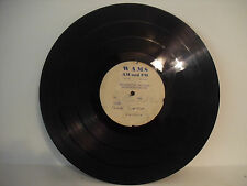 Frank Sinatra, Acetate, 6 tracks 33 1/3 rpm Wilmington Tri-state Broadcasting Co