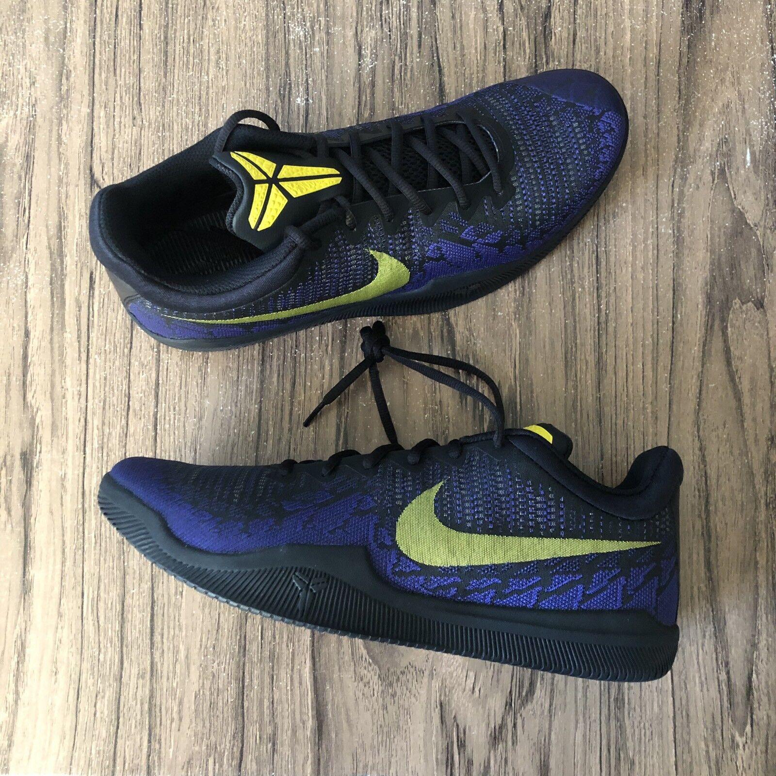 A1151G Nike Kobe Mamba Rage 908972-024 Mens Basketball shoes Size 8.5 NEW