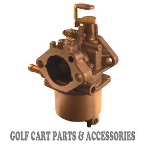 Club Car Golf Cart Carburetor Precedent, Carryall  FE350 1998 -UP *New In Box*