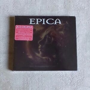 CD-AUDIO-EPICA-034-THE-HOLOGRAPHIC-PRINCIPALE-034-2-CD-EDITION-LIMITEE-DIGIPAK-NEUF