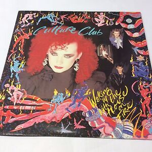 Culture-Club-039-Waking-up-with-the-House-on-Fire-039-VG-VG-Boy-George-Vinyl-LP-12-034
