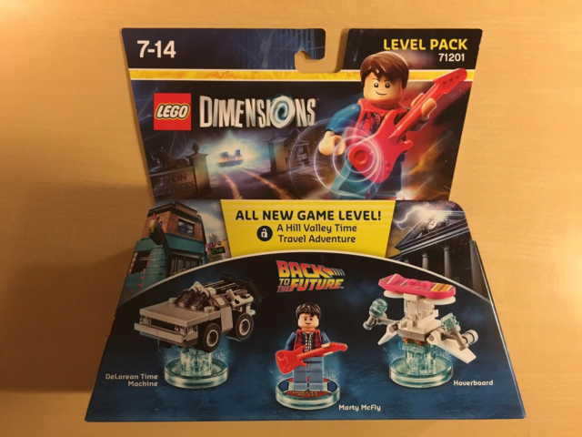 "Lego andet, 71201, Lego Dimensions ""Back to the…"