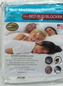 Buy 4 In 1 Adorable Bedroom Essentials Bed Bug Blocker Mattress