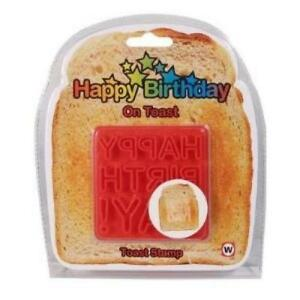 Image Is Loading 039 HAPPY BIRTHDAY TOAST STAMP NEW IN
