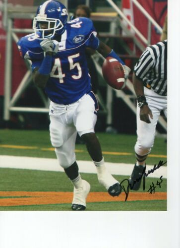 DOMINIQUE RODGERS-CROMARTIE TENNESSEE ST SIGNED 8X10