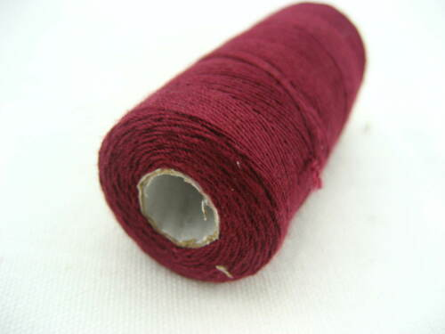 wine red Jeans shoes bags thread real strong thick Sewing thread Spools thread