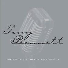 Tony Bennett Complete Improv Recordings (Box) (Rmst) 4 CD NEW sealed