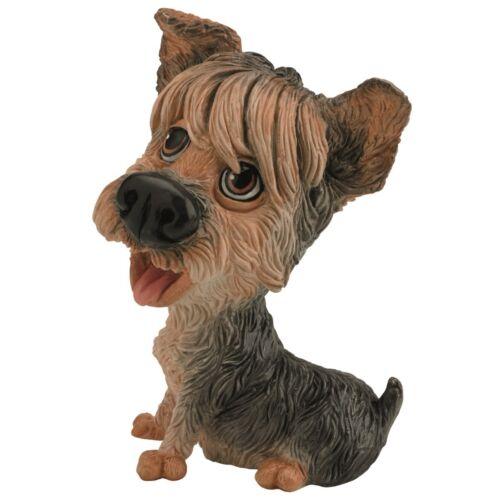 Little Paws 3006 Duchesse les yorkshires Yorkshire Terrier Dog Figurine