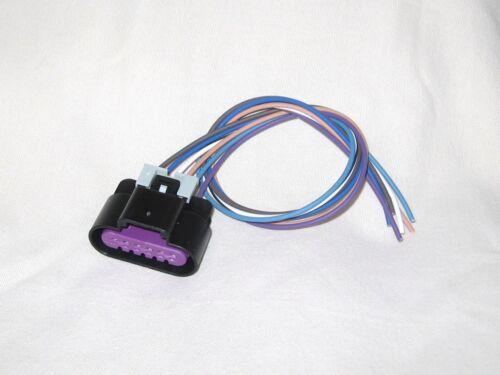 Accelerator Pedal Position Sensor Connector Pigtail APP Sensor Chevy GMC Trucks