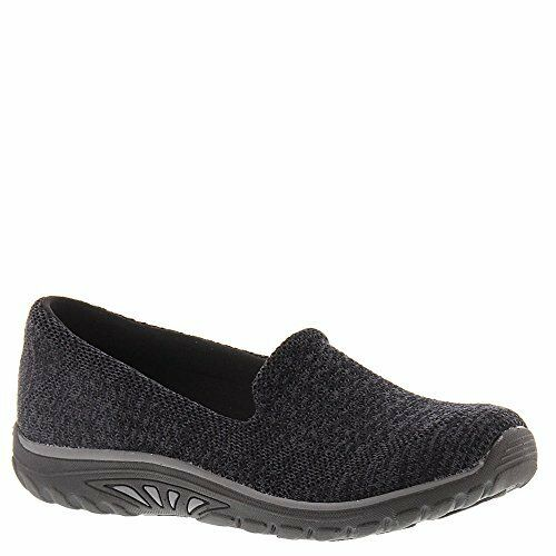 Skechers Relaxed Fit Reggae Fest Stitch Up Damenschuhe Slip On Loafers  8