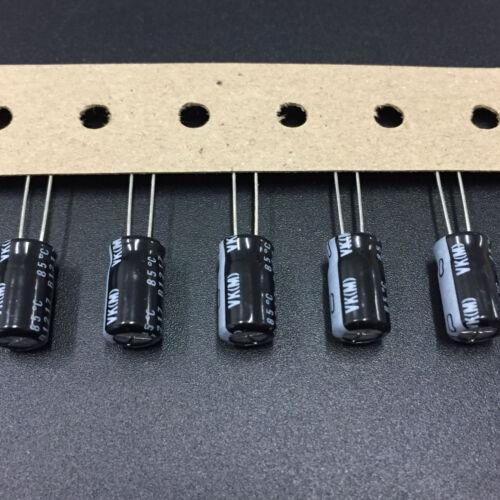 50pcs 3.3UF 350V3.3uf Nichicon VK 6.3X11mm Miniature Electrolytic Capacitor