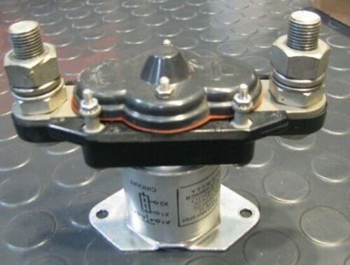 Cutler Hammer Eaton 6041H217 MS24185-D1 400 Amp Relay SP-ST 28VDC Type II Coil