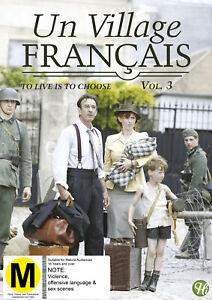 UN-VILLAGE-FRANCAIS-SERIES-THREE-NON-USA-FORMAT-PAL-REGION-4-4DVD