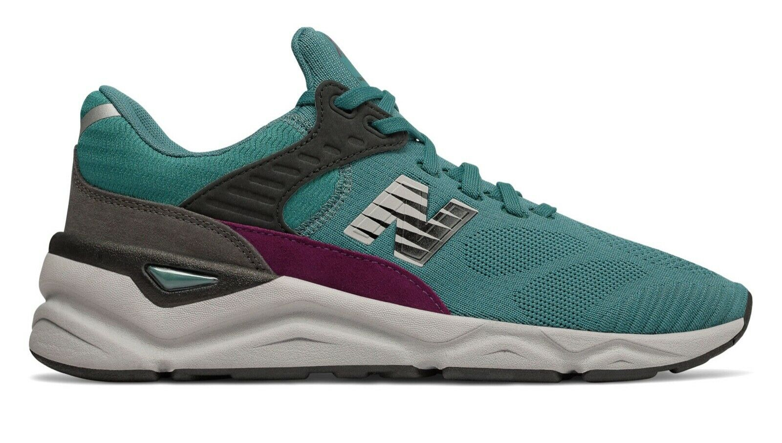 Brand new New Balance X-90 bluee Turquoise Runing Casual shoes Sz9 +FREE shipping