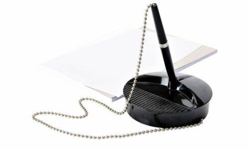 Fellowes Standkugelschreiber Werbeartikel Sekretariat Rezeption Tresen schwarz
