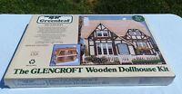 Greenleaf Glencroft 1983 Collectible Tudor Dollhouse Kit 1 Scale 8001