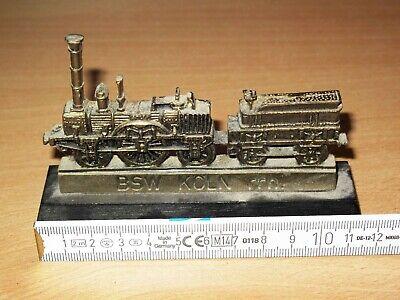 Bsw Colonia Rr Metallo Ferrovia Stand Modello Di H. Kissing 575 Crescenti-top Rar-mostra Il Titolo Originale Prezzo Moderato