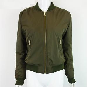 Winter-parkas-Army-Green-bomber-jacket-Women-coat-cool-basic-down-jacket-Padded