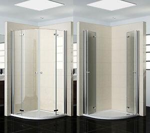 90x90 duschkabine duschabtrennung runddusche viertelkreis - Falttur mit fenster ...