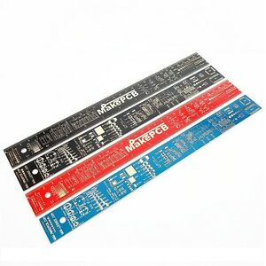 30cm Fr4 Electronic Ruler With Lot Of Useful