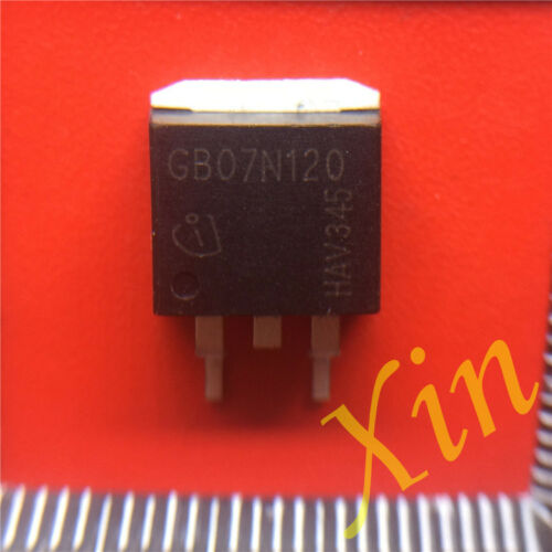 5PCS New original GB07N120 SGB07N120 TO263 field effect tube
