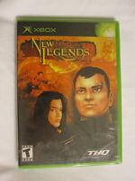 Legends (microsoft Xbox) Original Release Brand New, Sealed