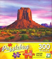 Monument Valley in Utah and Arizona Puzzle by Puzzlebug 300 pcs NIB