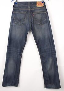 Levi's Strauss & Co Hommes 506 Standart Jeans Jambe Droite Taille W31 L30 BBZ328