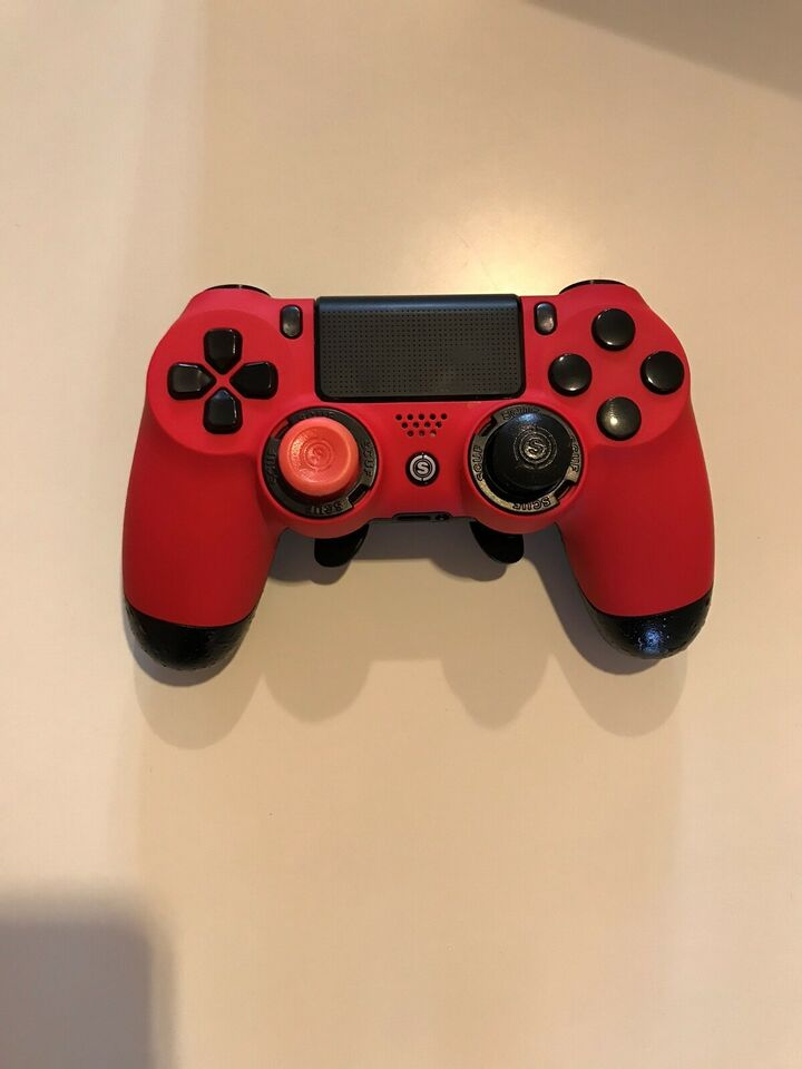 Controller, Playstation 4, Scuf