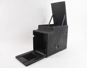 Graflex-4-X-5-R-B-Auto-Large-Format-Camera-Exterior-Housing-PARTS-OR-REPAIR-V16