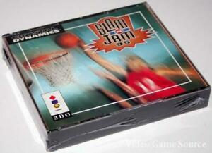 3DO-Video-Game-Videogame-Slam-039-n-039-jam-95-ORIGINAL-SEALED
