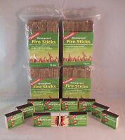 48 Fire Starter Sticks & 400 Waterproof Matches Emergency Kit 2