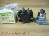 General Electric Cr2940us203a Selector Switch