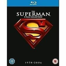 SUPERMAN: COMPLETE COLLECTION - 1978-2006 NEW REGION B BLU-RAY