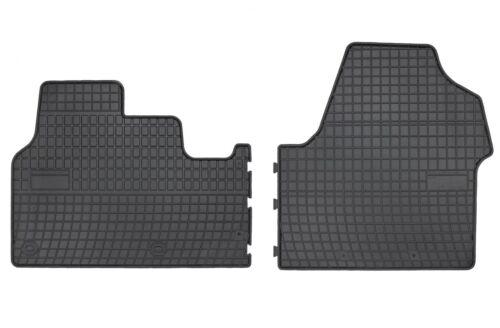 2016 passend für Citroen Jumpy III Gummifußmatten Gummimatten Fußmatten ab Bj