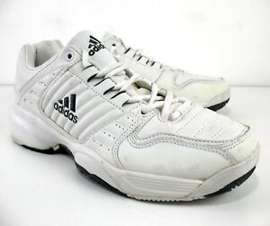 Details about Adidas All White Sneaker Shoes KTS Sample Women's Size 8.5