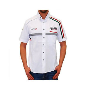 Aprilia-Racing-Team-Paddock-Shirt-X-Display-New-Official-Factory-Merchandise