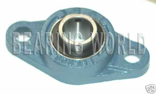 "NEW High Quality UCFL205-15  15//16/""  Insert Bearing with 2-Bolt Flange  SFT-15"