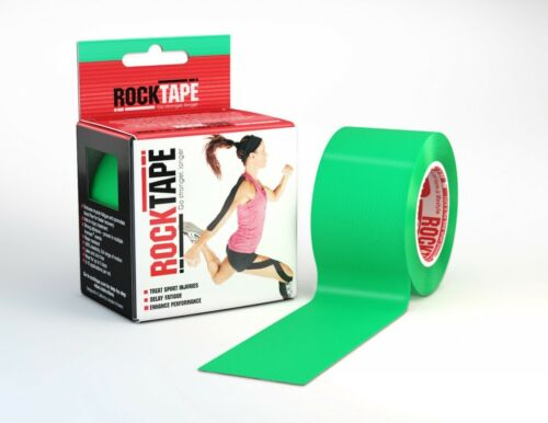 Rocktape Kinesiology Tape Support Injury Strap Physio Muscle Healing Sport
