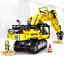 Building-Blocks-Excavator-Machines-Kids-Figure-Toys-Gifts-Model-Collect-841PCS thumbnail 2