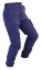 Mens-Cargo-Pants-Work-Trousers-Elastic-Banded-Ankle-Cuff-Cotton-Tapered-UPF-50 thumbnail 14